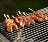 Barbecue vlees
